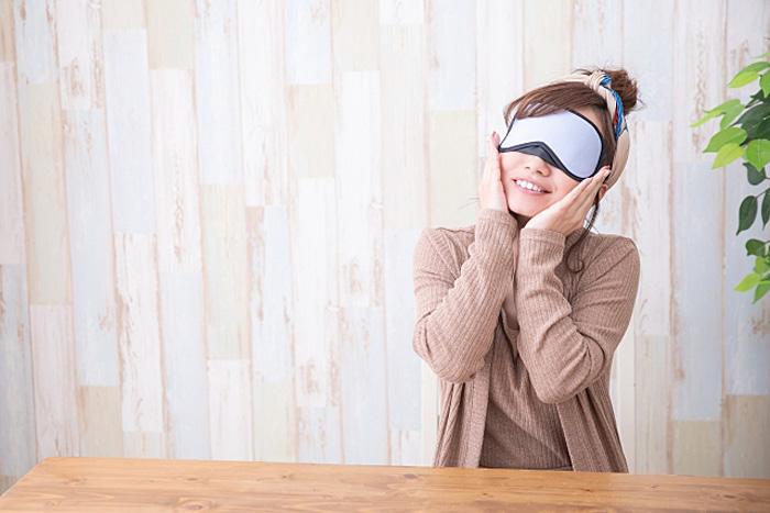 目の疲れの対処法